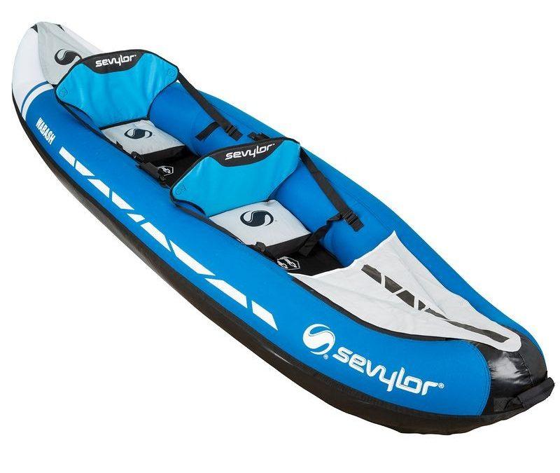 Kayak gonflable: comment choisir ?