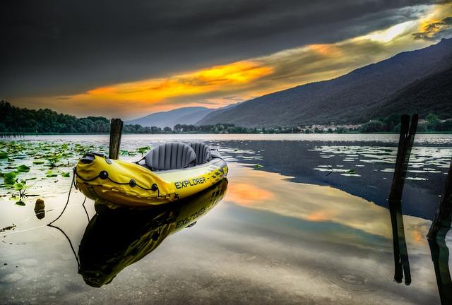 Acheter un kayak gonflable