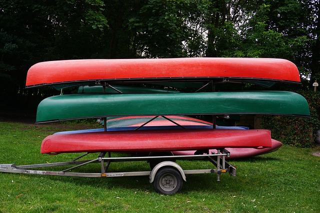 Acheter une remorque à kayak