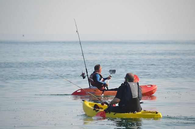 Acheter un kayak de pêche
