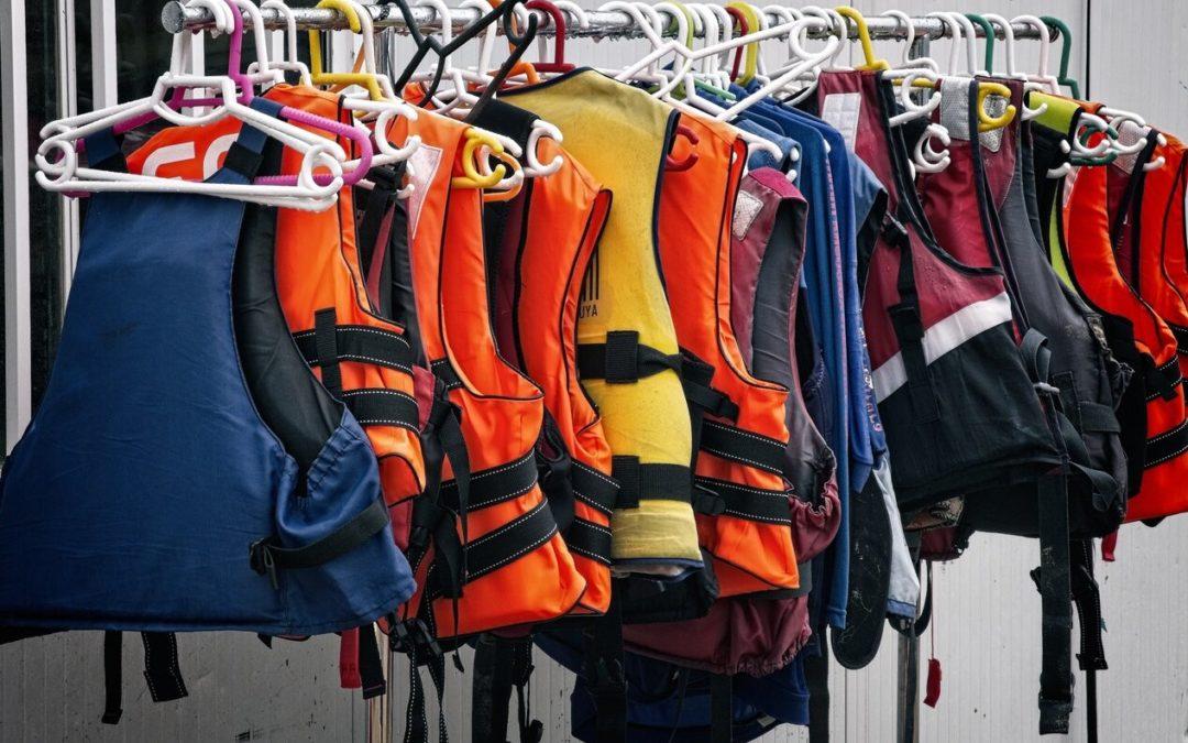 Meilleur gilet de sauvetage pour le kayak
