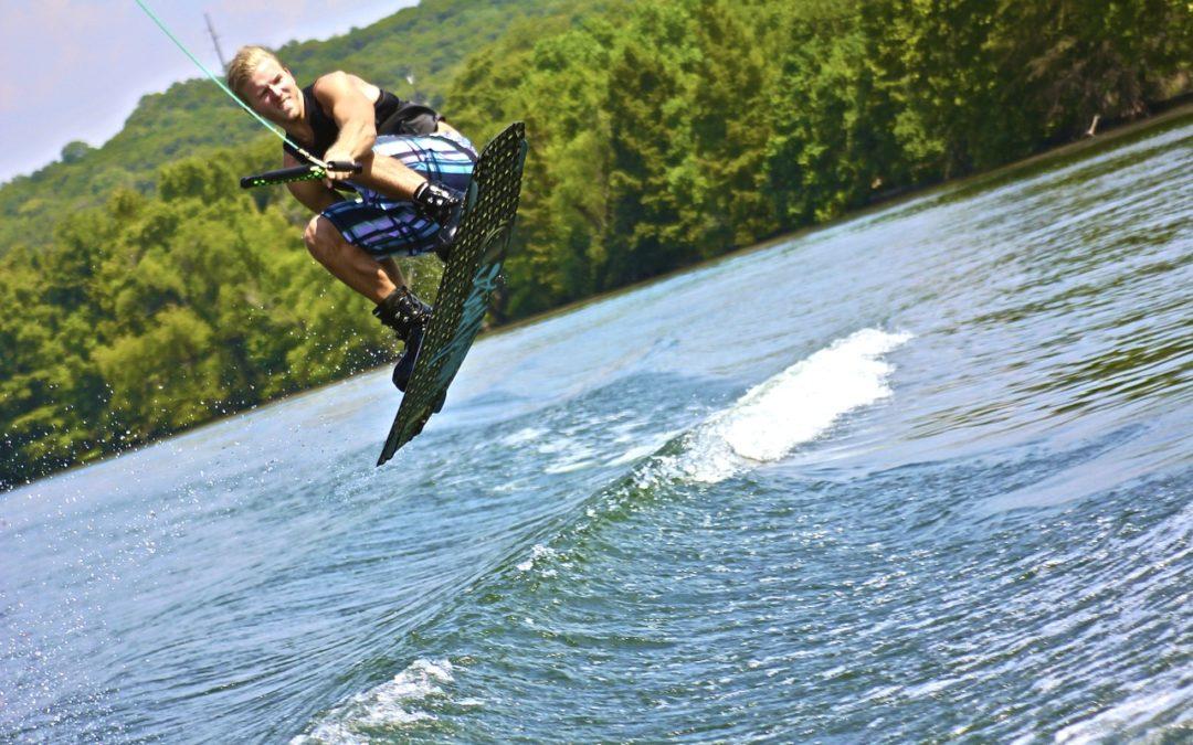 Comment sauter avec un Wakeboard ?